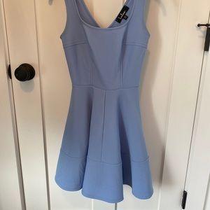 XS Light Blue Dress